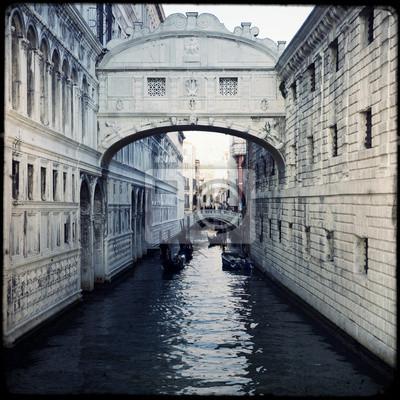 Most Westchnień - Wenecja
