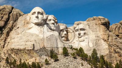 Naklejka Mount Rushmore Landscape