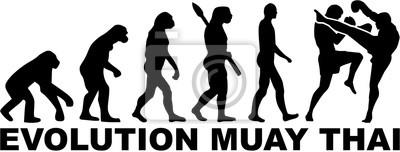 Muay Thai ewolucja