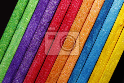 Naklejka Multi Color Ice Cream