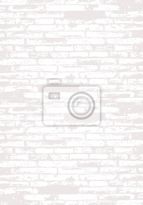 Naklejka Mur ceglany szary projekt