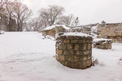 mury starej fortecy