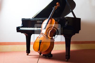 Naklejka Muzyka klasyczna