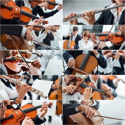 Muzyka klasyczna Collage