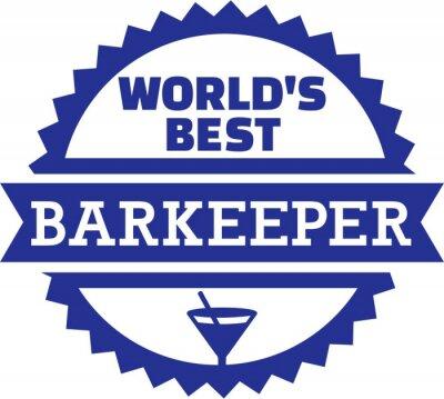 Najlepszy Barkeeper Barman Barman