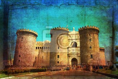 Napoli, Castel Nuovo, Maschio Angioino