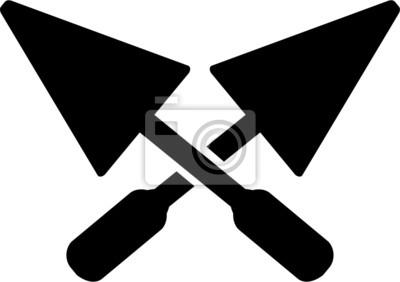 Narzędzia Kielnia warstwy cegły