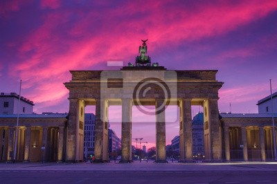 New day has come to Berlin