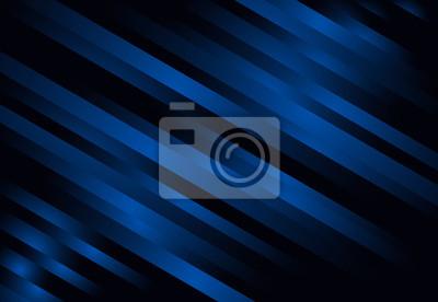 Niebieska warstwa abstrakcyjna i tło krzywej dla karty