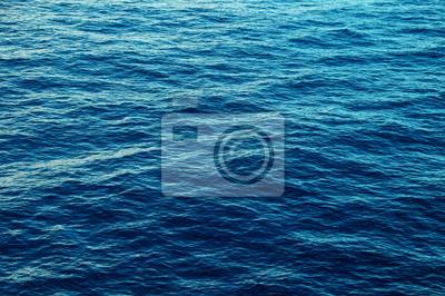 Naklejka Niebieski tekstury wody