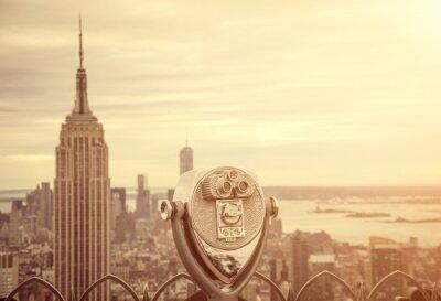 Naklejka Nowego Jorku
