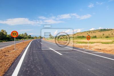 Nowy asfalt