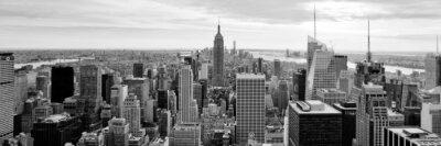 Naklejka Nowy Jork Panorama