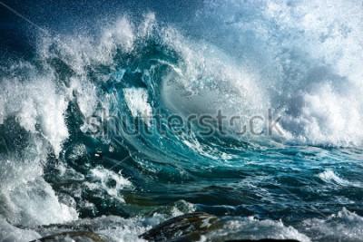 Naklejka Ocean wave