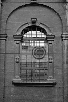 Old Cathedral Window