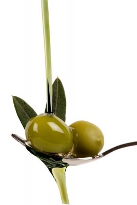 Naklejka Oliwa z oliwek