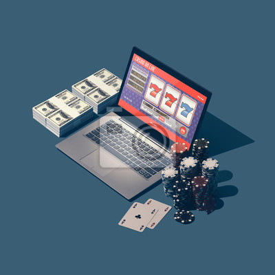 Online casino games, slots and gambling