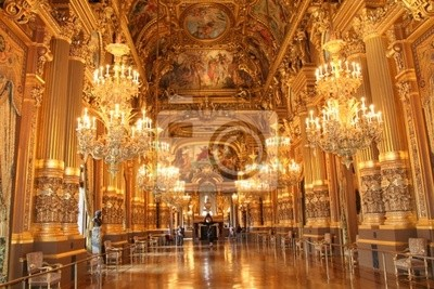 Naklejka Opera Garnier