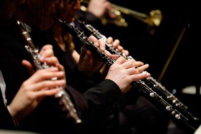 Naklejka Orkiestra di fiati