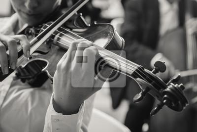 Orkiestra Klasyczna sekcja ciąg jego efektywności