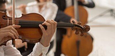 Orkiestra sekcja ciąg jego efektywności