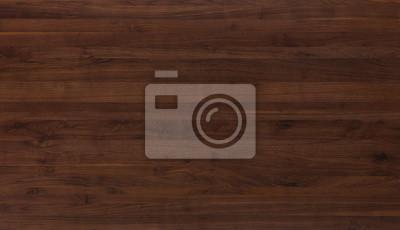 Naklejka orzech drewniany stół z drewna tekstura tło