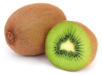 Naklejka owoce kiwi