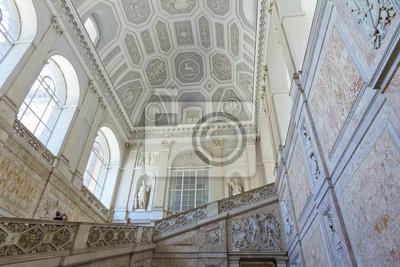 Pałac Królewski w Neapolu, Piazza del Plebiscito