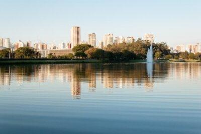 Naklejka Park Ibirapuera - Sao Paulo