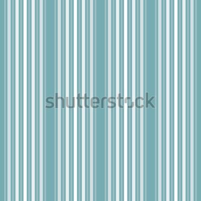Naklejka Paski niebieskie tło