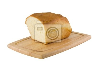 pieczony chleb na pokładzie rozbioru