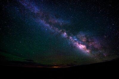 Naklejka Piękne Droga Mleczna