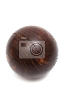Piłka krokiet drewno