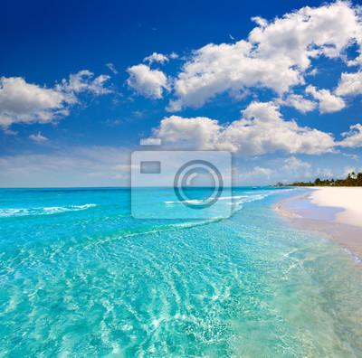 Naklejka Plaża w Fort Myers na Florydzie w USA