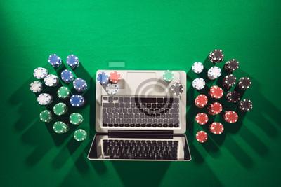 Poker i kasyno gier