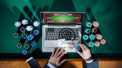 Poker online gracza