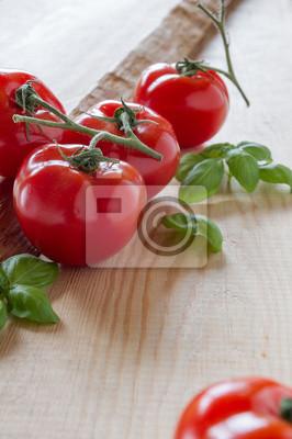 Naklejka Pomidory