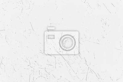 Naklejka Porysowana tekstura na białym tle