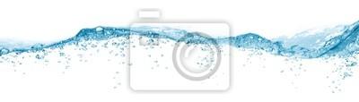 Naklejka powierzchnia wody