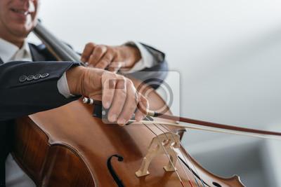 Profesjonalne wiolonczelista jego efektywności