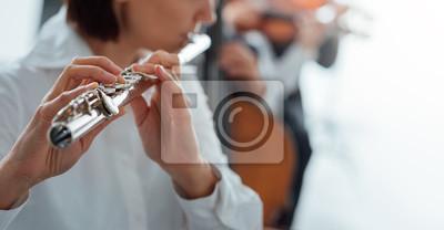 Profesjonalnym graczem flet jego efektywności