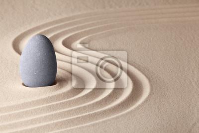 Naklejka prostota i spokój