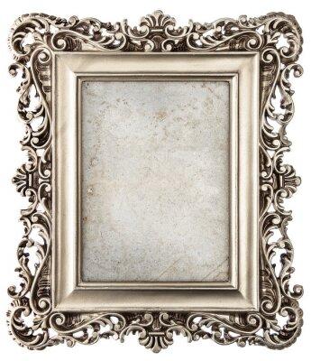 Naklejka rama obrazu z płótna na obraz, fotografia, zdjęcie,