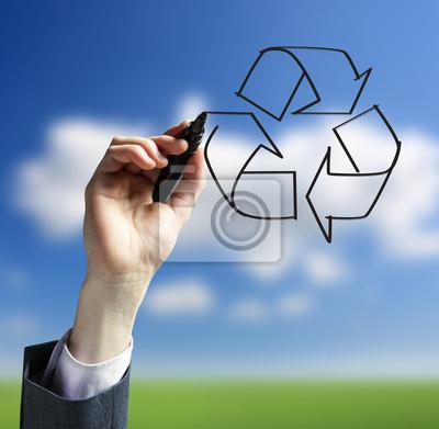 recyklingu logo