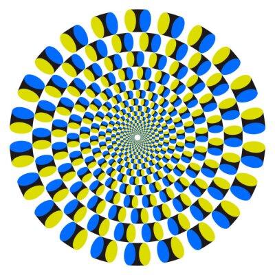 Naklejka Ręcznie rysowane Zentangle wektor wzorca na białym tle. Użyj na karty, zaproszenia, walpapers, wzór wypełnienia elementów i stron internetowych itp