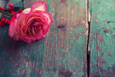 Naklejka Romantyczny tła.