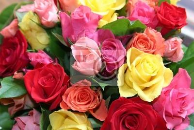 Naklejka Roses