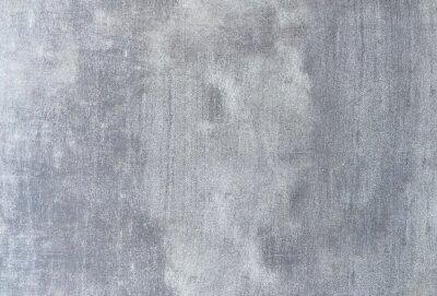 Naklejka rough finish on gray plain wall