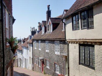 Naklejka rue de Lewes