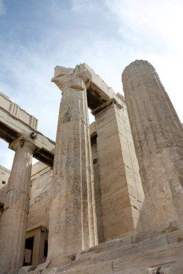 Naklejka Ruiny Akropolu